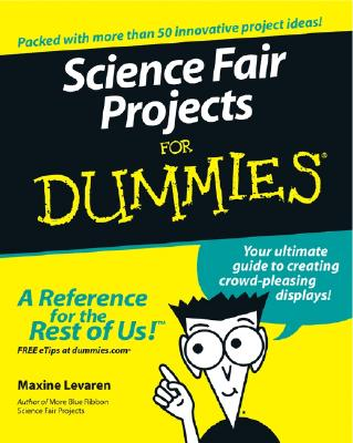 Science Fair Projects for Dummies By Levaren, Maxine